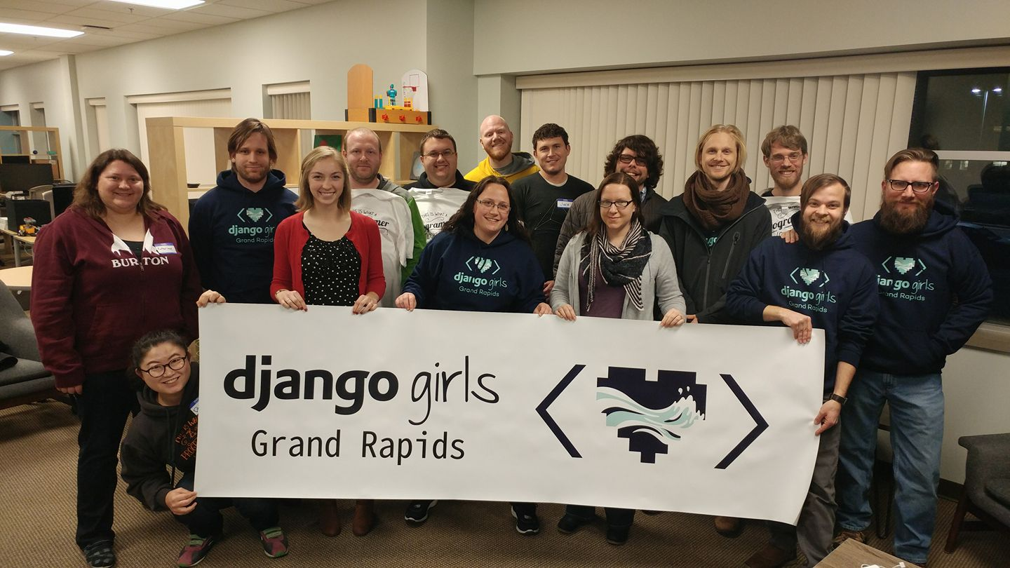 coaches for django girls grand rapids